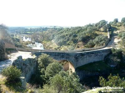 Río Manzanares - Puente Marmota; rutas pedriza; rutas por cercedilla;club single madrid
